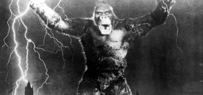 """Filmstill aus """"King Kong und die weiße Frau"""""""