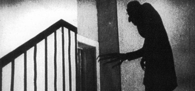 """Filmstill aus """"Nosferatu - Eine Symphonie des Grauens"""""""
