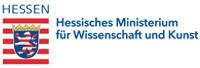 Hessisches Ministerium für Wissenschaft und Kunst / Logo
