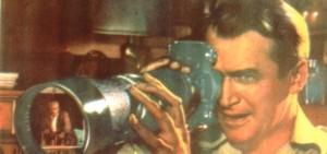 """""""Das Fenster zum Hof"""" US 1954 James Stewart"""
